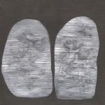 Tech. mixte sur toile dimension : 50x50cm