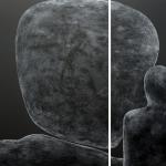 Dyptique Tech. mixte sur toile dimension : 150x150cm