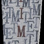 Tech. mixte sur bois dimension : 150x50cm
