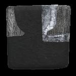 Tech. mixte sur bois dimension : 20x20cm